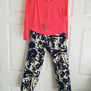 NWT J Crew Skimmer City Fit Pants.  Size 14.